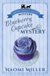 Blueberry Cupcake Mystery Front Cover N