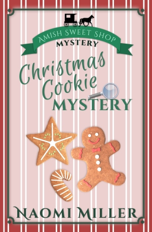 Christmas Cookie Mystery Front Cover B