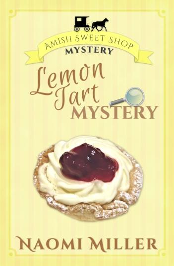 Lemon Tart Mystery Front Cover B